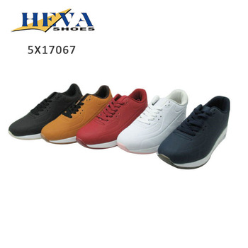 2017 Classic Pure Color Air Sneaker Sport Shoes for Men and Women
