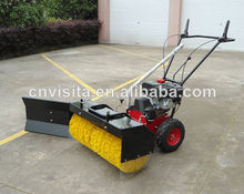 196cc Gasoline Powered Lawn Sweeper