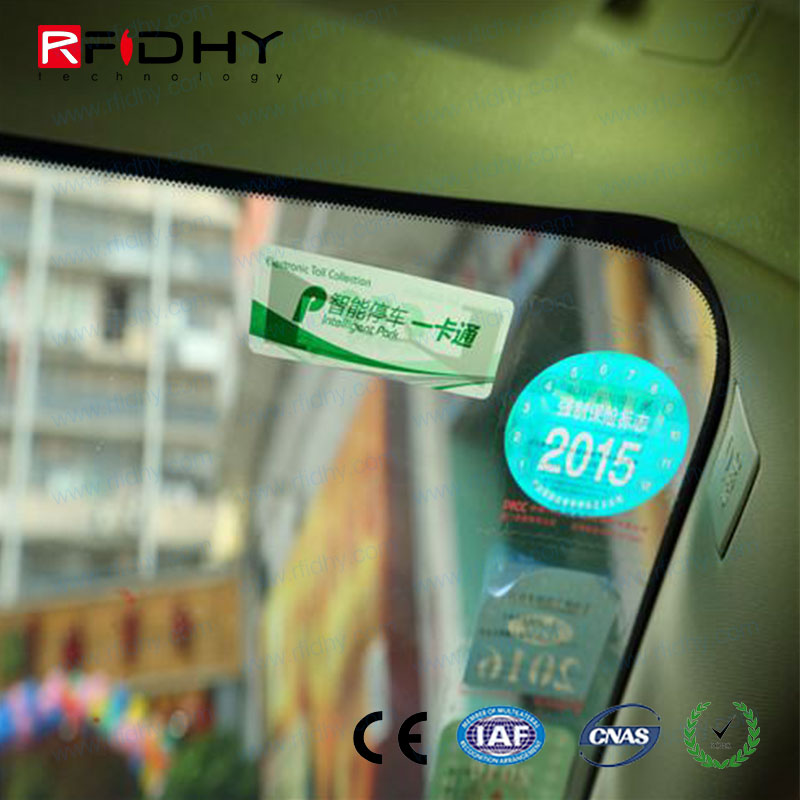 GPS Based RFID Vehicle Tracking System,UHF Adhesive Sensor