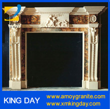 western style fireplace mantel (Competitive Price)