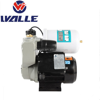 OEM brand WZB series 1.1kw single stage centrifugal self-sucking peripheral water pump