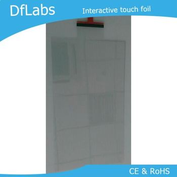 touch screen foil film