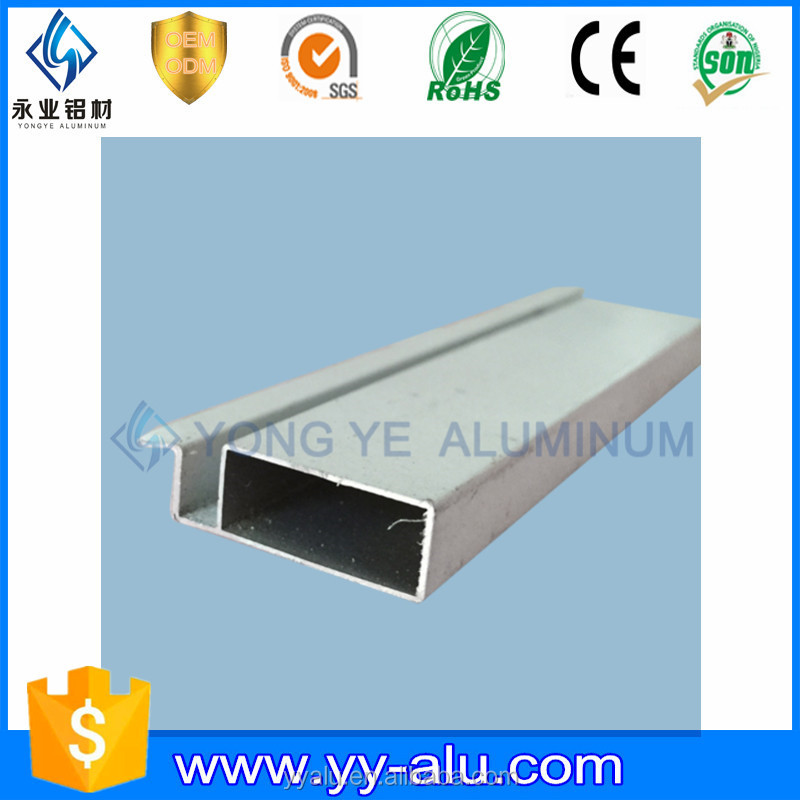 Foshan manufacturing industry aluminum alloy window profile for Nigeria