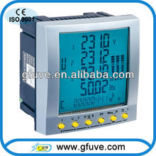 Electronic Test and Measurement Instrument,power meter monitor,digital power factor meter,FU2200 three phase power analyzer