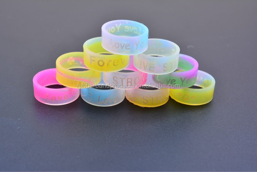 High Quality Silicone Wedding Ring For Sportsman and Workers
