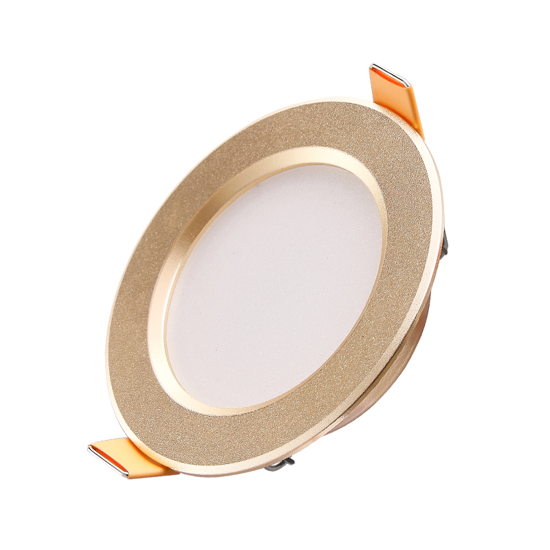 AC85-265 7W led ceiling <strong>downlight</strong> 80LM/W
