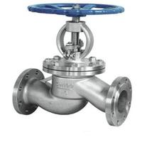 function of DN200 pn 16 stainless steel Double Seal globe valve drawing