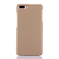 Solid PC hard shell case back cover for iPhone 8 Plus, Plastic case for iPhone 7 Plus