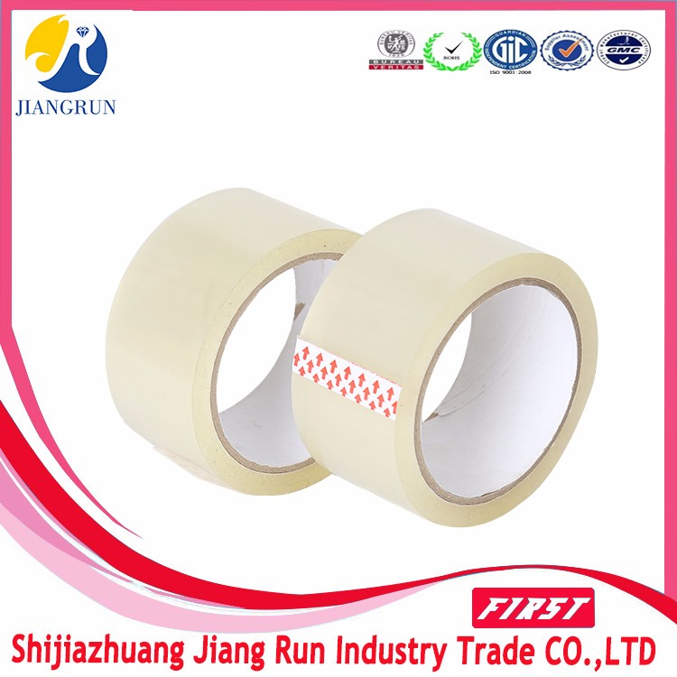 50mm clear carton sealing tape,acrylic glue tape plant