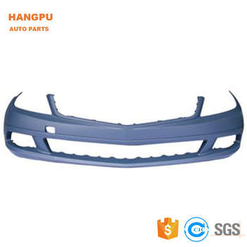 Mercedes W204 Auto Body Parts Bumper Case Front Bumpers for Cars