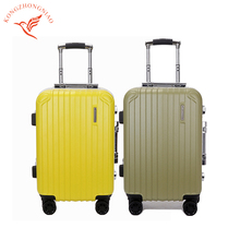 pc spinner luggage baggage set 2 pieces universal trolley case