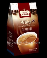 120g instant white coffee