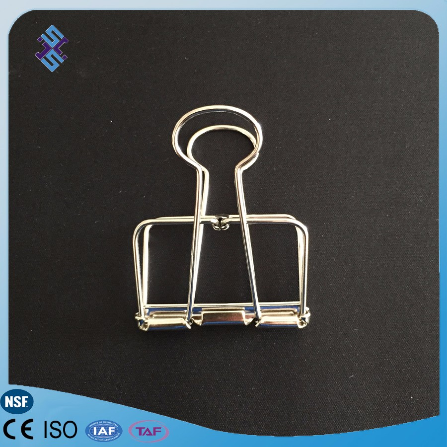 Christmas wholesale office equipment best business idea bookmarks metal spring paper clip