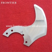 high quality stainless steel circular rotary saw cutter blades for cutting food