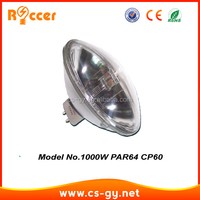 new stage theater lamp cp60 special halogen lamp type lamp bulb par64