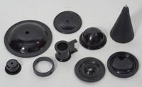 Customized Rubber Fabrication Industrial parts