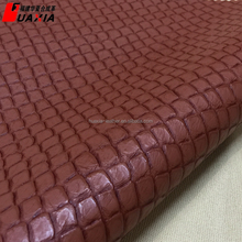 embossed pu leather for bags