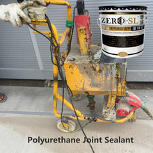 concrete and cement surface used polyurethane expansion joint sealant PU820