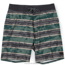 OEM Full Sublimation Design Spandex Polyester Camo Men's Surf Boardshorts