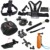 Special offer GoPros Accessories Set GoPros Accessories Kit for GoPros Heros 4/3+/3
