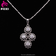 Hot sale fashion restoring ancient ways pendants witn platinum and 18k gold plating