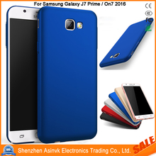Shockproof Ultra Slim Thin Fit PC Smooth Case For Samsung Galaxy J7 Prime / On7 2016