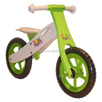 Super quality wooden balance bike for kids,Well sale wooden balance bikes for children W16C054