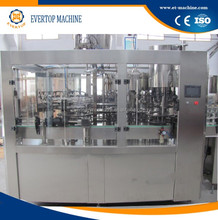 Factory Price Automatic Glass Bottle Cola Washing/Filling/Capping Machine/ Production Line