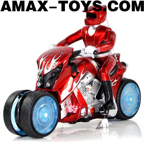 rm-830933B rc motorcycle High Speed Remote Control Drift Stunt Racing Motorcycle with Flashing Lights