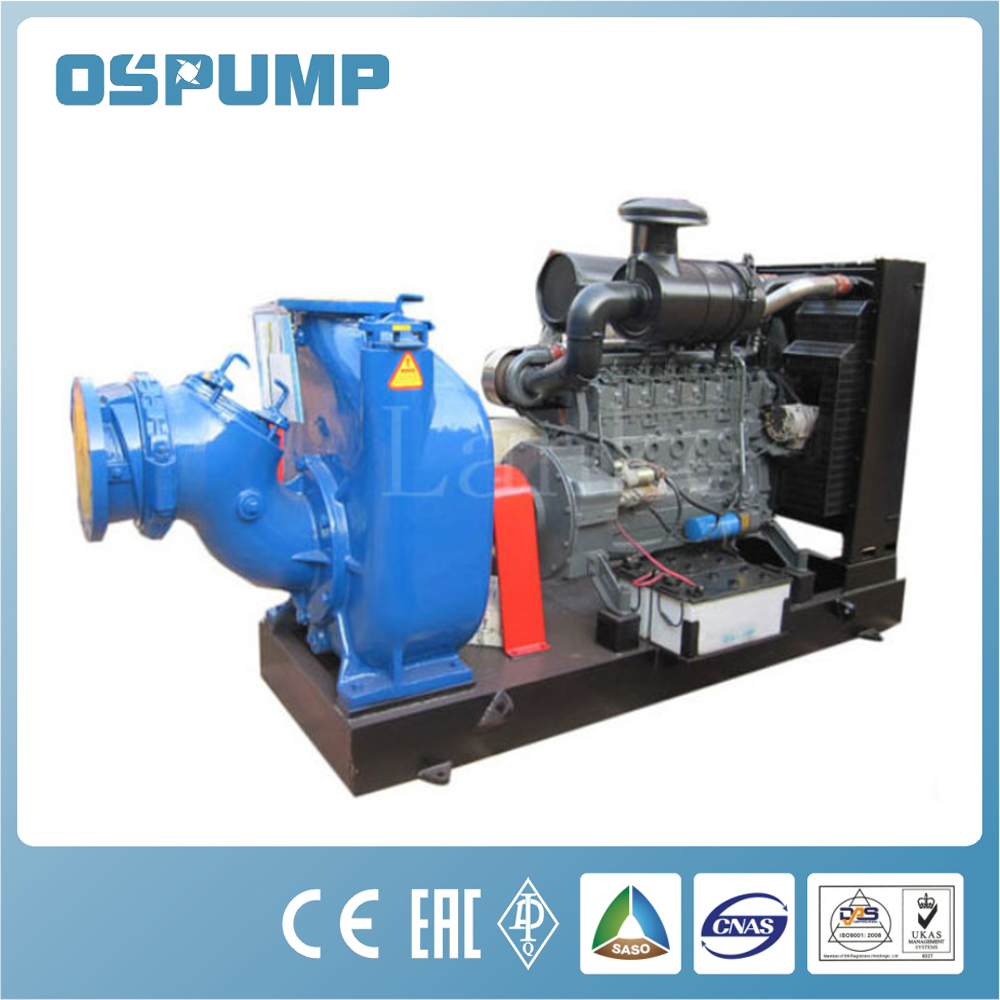 10 inch Self Priming Sewage centrifugal water pump