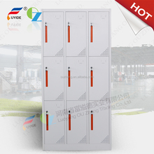 Europen Style 9 Door Steel Locker/ikea furniture