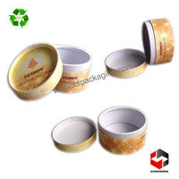 custom luxury round cylinder gift box