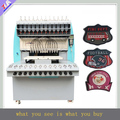 2017 Hot selling woven labels garment label machine