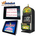3M with bezel optional POG/WMS/T340/FOX340 gaming open frame IR touch LCD monitor for casino slot machine