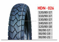 New Pattern Motorcycle Tire 90/90-17