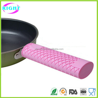 Novelty Silicone Pot Handle Cover/Silcone hot pot handle holder