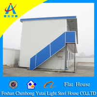 recycle low cost portable prefab house(CHYT-F3010)