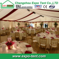 Big indian marquee tent with luxury linings for wedding party events