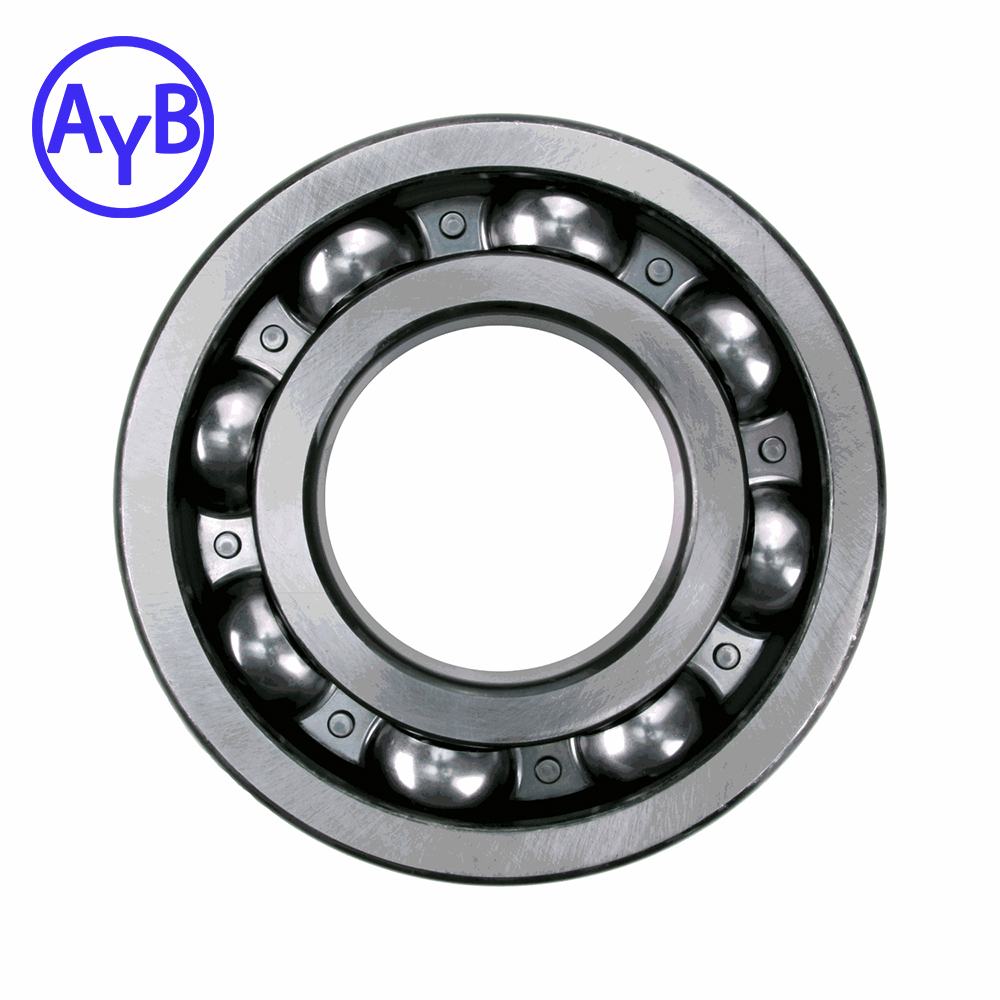AYB high precision miniature deep groove ball bearing 1.2*4*2mm fingerboard bearing 681 681X