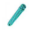6mm color double braided nylon rope