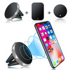 2019 GETIHU promotional gifts universal air vent magnetic car mount phone holder diamond shape car mobile phone holder