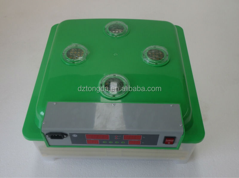 New design mini parrot eggs incubator booder family used hatching machine for sale