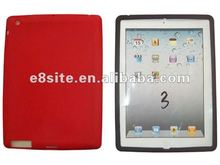 Hot Sale Silicone Cover Case For The New iPad