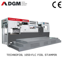TECHNOFOIL1050 FLC automatic hot foil stamping machine for sale