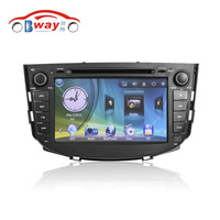 "Factory price 8"" car dvd for Lifan X60 car Radio player with GPS,Radio,bluetooth,steering wheel"