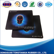 Cheap and excellent quality promotional soft rubber mouse mat