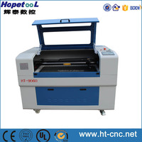 laser cutting machine for paper artware with water cool laser head