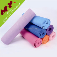 Guangzhou manufacturer fitness equipment custom eco friendly pvc yoga mat