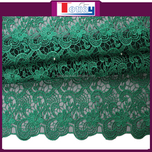 2015 Popular organza guipure lace cord lace from Tokay