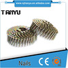 15/16 Degree - Wire Collation Galvanized Coil Roofing Nails